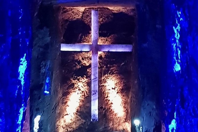 Zipaquira Salt Cathedral, with Bilingual Guided Tour of The Salt Mine, Bogota, COLOMBIA