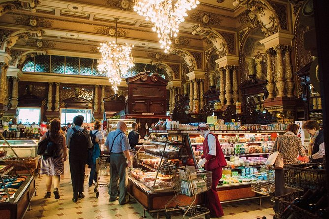 Total Moscow Iconic Sites and Food Tour, Moscow, RUSSIA