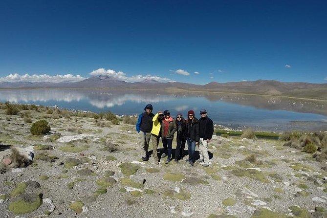 Standard Uyuni Salt Flats 3 Days Guided by iOS or Android App, Uyuni, BOLIVIA