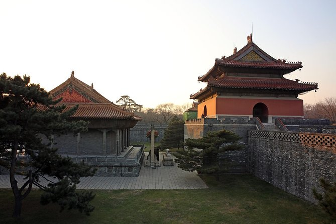 Private Day Tour to Shenyang Imperial Palace, Zhaoling Mausoleum and Fuling Tomb, Shenyang, CHINA