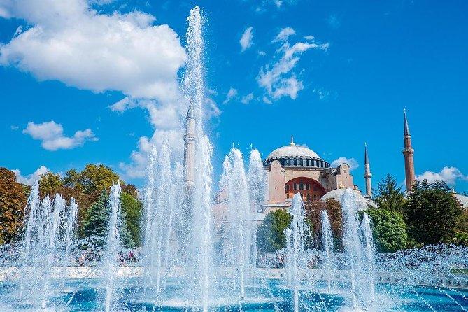 Dia inteiro: Excursão clássica em Istambul, incluindo Mesquita Azul, Hipódromo, Santa Sofia e Palácio de Topkapi, Istambul, TURQUIA