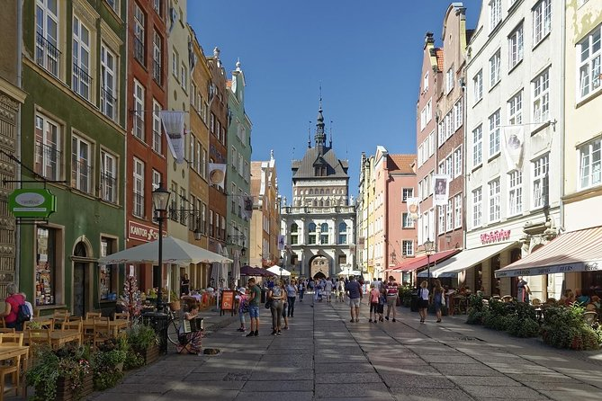 Tricity Private Tour By Car & Walk, Gdansk, POLONIA
