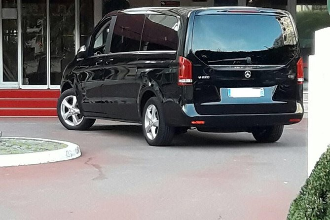 Private transfer from Disneyland to Charles de Gaulle (CDG) or Orly (ORY), Marne-la-Vallee, FRANCIA