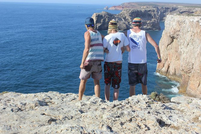 Wasted on the West Coast, Lagos, PORTUGAL