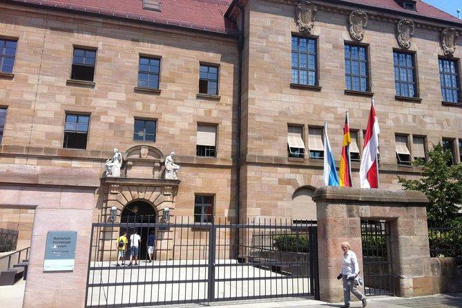 Nuremberg WWII Tour plus Courtroom 600 and 3rd Reich Sites, Nuremberg, Alemanha