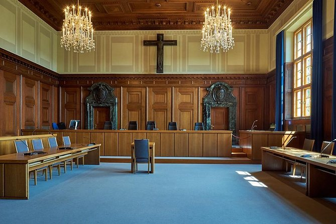 MORE PHOTOS, Nuremberg WWII Tour plus Courtroom 600 and 3rd Reich Sites