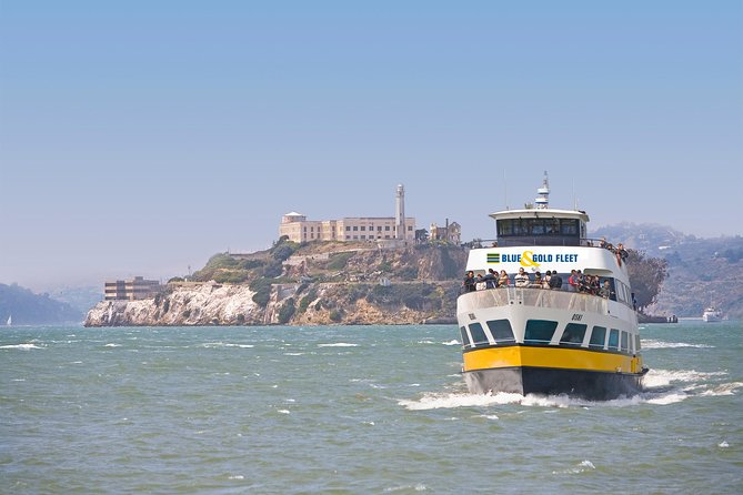 Alcatraz with Bay Cruise, San Francisco, CA, ESTADOS UNIDOS