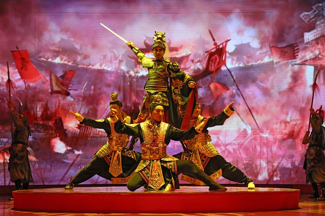 Skip the Line:Xi'an Tang Dynasty Show Ticket w/Optional Dinner and/or Transfer, Sian, CHINA