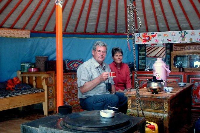 Semi Gobi trip to Khogno Khaan mountain, Ulan Bator, MONGOLIA