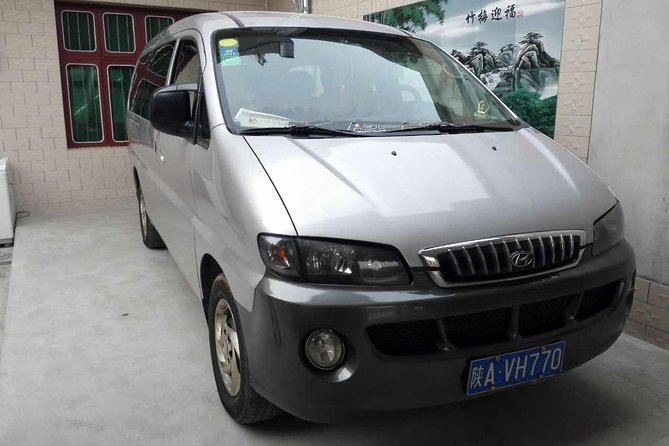 Private Airport Transfer: Xi'an Airport (XIY) to Xi'an Hotels, Sian, CHINA