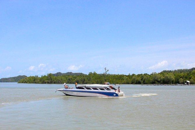 Koh Lipe to Koh Lanta by Satun Pakbara Speed Boat in High Season, Ko Lipe, Thailand