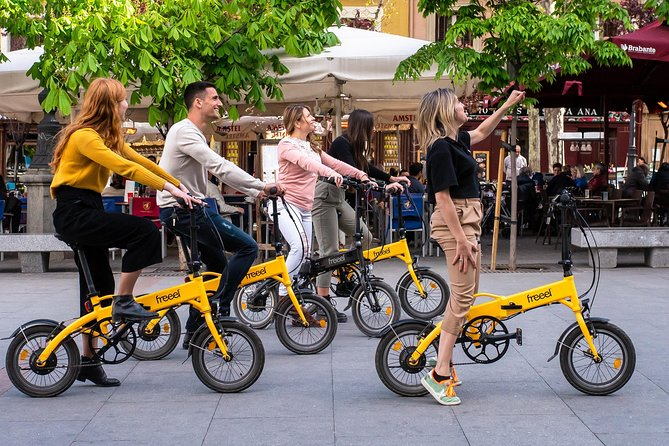 Madrid eBike City Tour: Highlights & Parks with Cable Car, Madrid, ESPAÑA