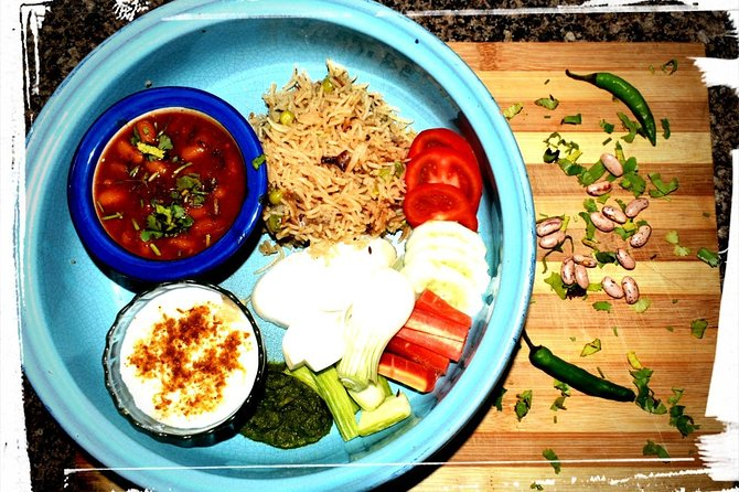 Home cooked food<br><br>Hygienically prepared<br><br>Indian food not usually found in restaurants<br><br>Tips and tricks of cooking Indian food passed down generations