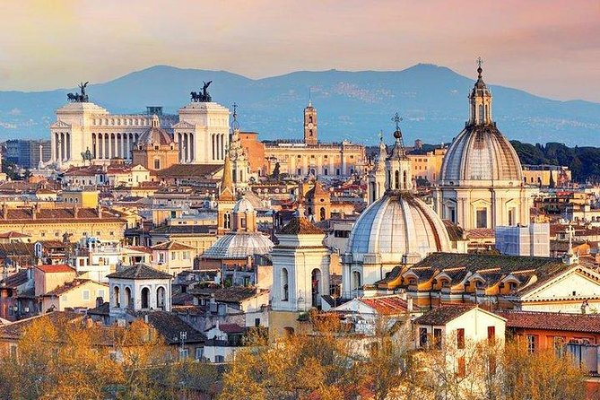 Experience an extraordinary two-day private sightseeing tour to discover the best of Rome. See the Vatican Museums, where you can admire one of the most significant collections of art in the world, the Sistine Chapel and <br>St. Peter's Basilica. Have a step back in time visiting the Colosseum, Roman Forum, and Palatine Hill. Discover the fantastic Catacombs and admire the beauties of the historical center: Trevi Fountain, Spanish steps, Piazza Navona, and many other unique sites. With this tour, you can maximize your time enjoying excellent experience. <br>Tour suitable for families with kids, friends, or couples<br><br>1st day: <br>Historical center sightseeing tour with private driver (pick up at your Hotel) <br>1.5 hrs lunch break (not included) <br>Vatican Museum/Sistine Chapel/St. Peter's Basilica Private tour<br>Pick-up for your hotel <br><br>2nd day: <br>Catacombs group tour (pick up at your Hotel) <br>1.5 hrs lunch break (not included) <br>Colosseum, Roman Forum, Palatine Hill private tour <br>Pick-up for your hotel