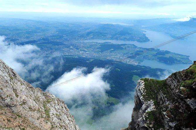Mt Rigi & Mt Pilatus - 2 Peaks in 1 Day, Grindelwald, SUIZA