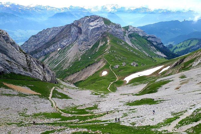 Mt Rigi & Mt Pilatus - 2 Peaks in 1 Day, Grindelwald, Switzerland