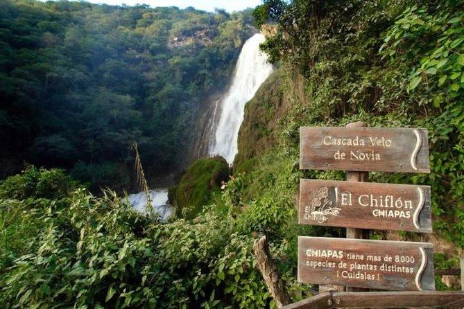 Parque Nacional Lagunas de Montebello, Chiflon Waterfalls & Amatenango, San Cristobal de Las Casas, MEXICO