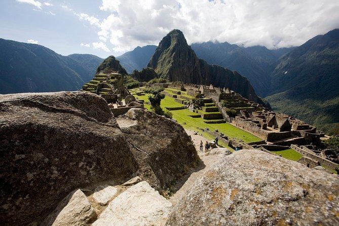 Admission Ticket to Machu Picchu Ruin and Mountain, Machu Picchu, PERU