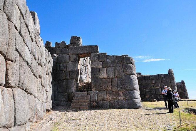 Archeological Park of Sacsayhuaman Half-Day Tour, Cusco, PERU