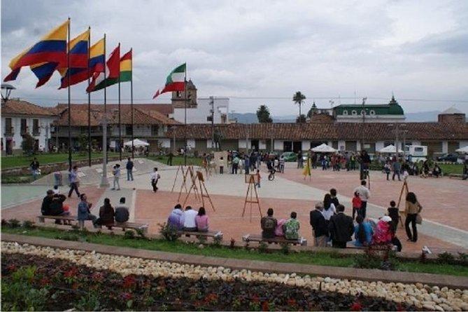 CATEDRAL DE SAL ZIPAQUIRA Tour privado, Bogota, COLOMBIA