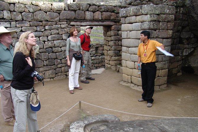 Machu Picchu: Full-Day Tour with Vistadome Train Ride, Cusco, PERU