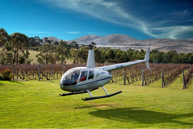 MÁS FOTOS, Frogmore Creek Winery by Helicopter with Lunch