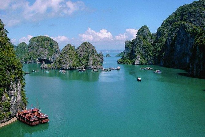 Halong Bay Discovery With 6 Hours Boat Tour, Halong Bay, VIETNAM