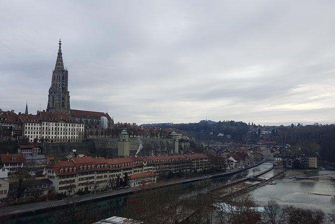 Bern city - small group tour with local guide, Berna, Suíça