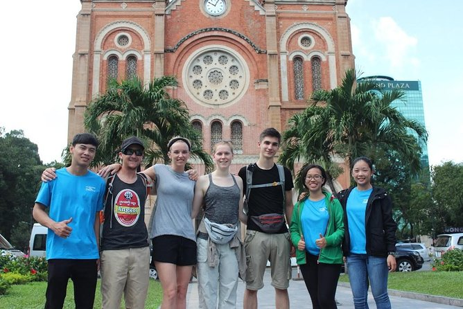 Saigon city half day private tour by Car, Ho Chi Minh, VIETNAME