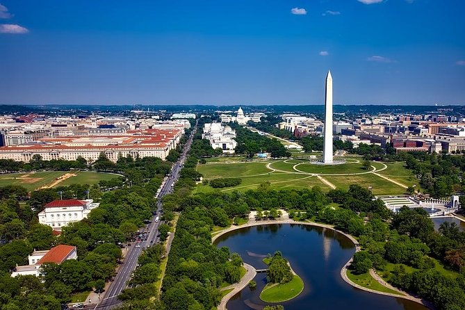 Arrival Private Transfer Dulles Airport IAD to Washington DC by Business Car, ,