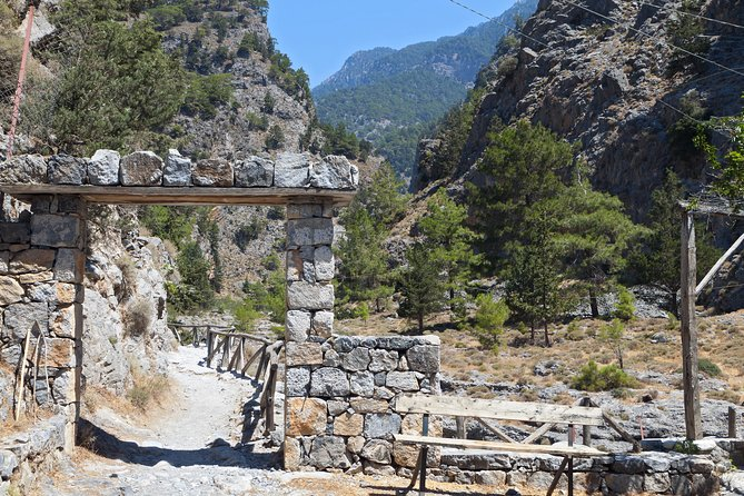 Full Day Samaria Gorge 10-Mile Walking Tour from Chania, La Canea, GRECIA