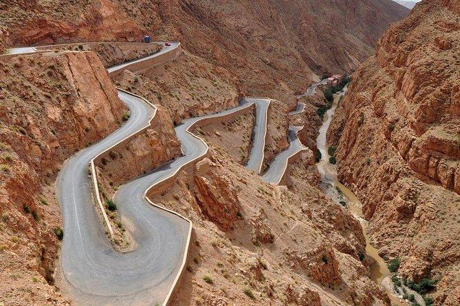 Excursão de 3 dias: Marraquexe para Merzouga pelo Vale Dadès e passeio de camelo em Erg Chebbi, Marrakech, cidade de Marrocos, MARROCOS