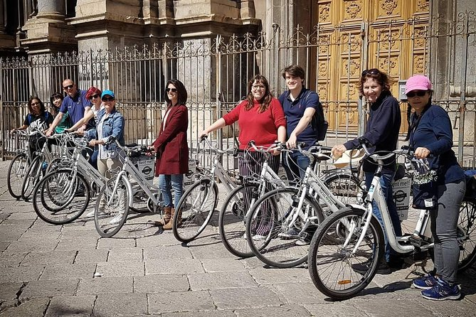 Enjoy a leisurely 3-hour bike ride through Palermo to see some of the lesser known highlights of the city. Cycle through charming back streets, beautiful squares, and past aristocratic palaces and cloisters. At the end of your ride, enjoy a tasting of local street food.<br><br>Cruise passengers: you can start from the port.