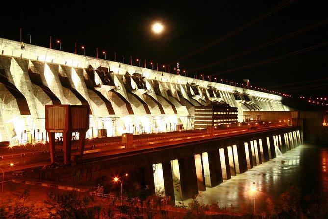 Excursão noturna pelas luzes de Itaipu, Puerto Iguazú, ARGENTINA