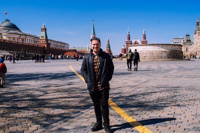 Red Square and City Ultimate Tour with Professional Local Guide, Moscow, RUSSIA