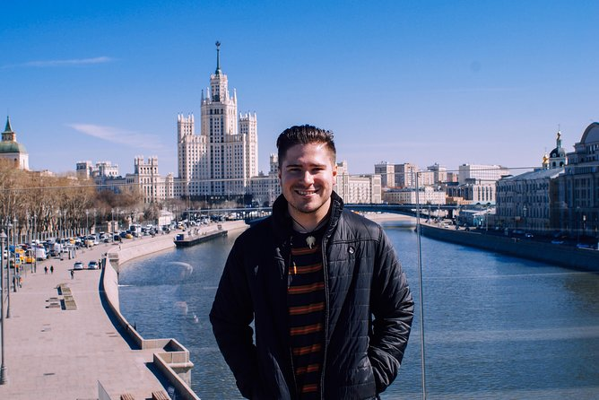 Layover Moscow Tour with Transfer and a Local Guide, Moscu, RUSIA