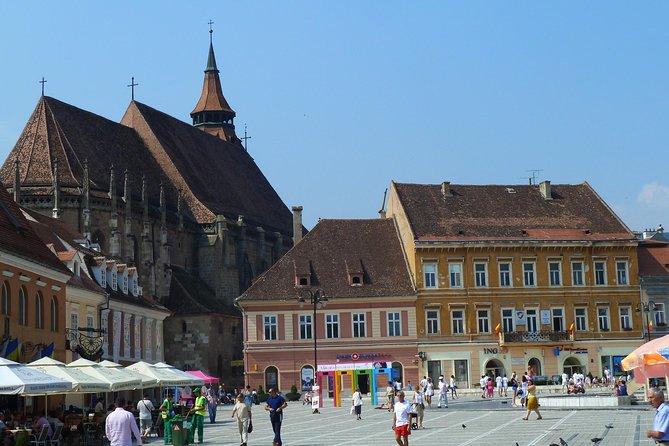 MÁS FOTOS, Visita guíada en español al centro medieval de Brasov (guía español nativo).