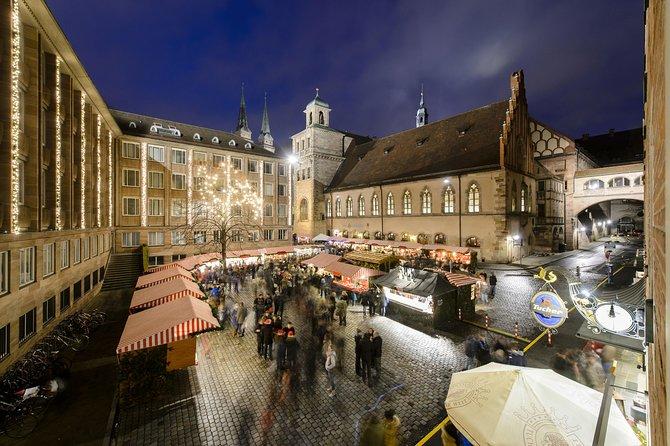 Nuremberg Christmas Market, Culinary and Tradition, Nuremberg, Alemanha