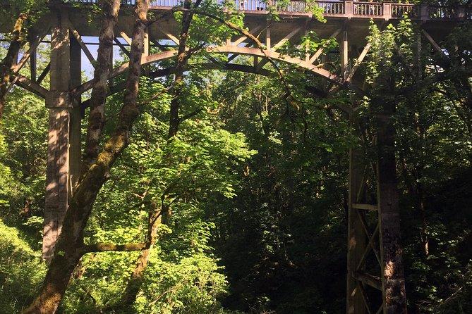 Explore Columbia River Gorge Half-Day Small-Group Tour, Portland, OR, ESTADOS UNIDOS