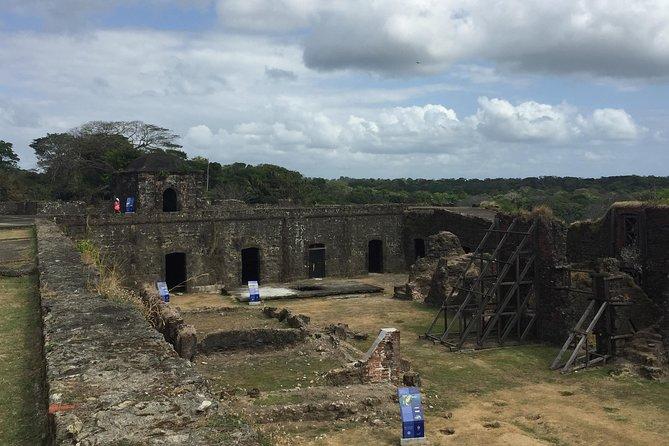 Panama Canal Railway & San Lorenzo Fortress, Colon, PANAMA