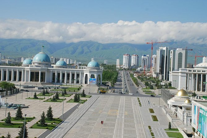Turkmenistan is a country with a cult of personality. Its capital city has been described as a cross between Pyongyang and Las Vegas.