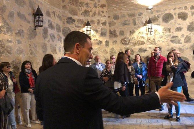 Toledo: Recorrido privado exclusivo con guía con licencia, Toledo, ESPAÑA
