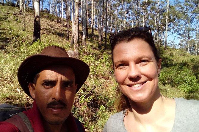 Trekking Through the Forest and Mountain View From Ella, Haputale, Bandarawela, Nuwara Eliya, Sri Lanka