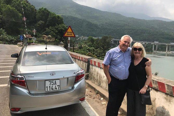 De Hoi An a Hue y viceversa en coche privado con conductor que habla inglés, Hoi An, VIETNAM