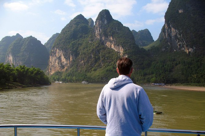 Li River Cruise and Yangshuo Group Day Tour from Guilin, Guilin, CHINA