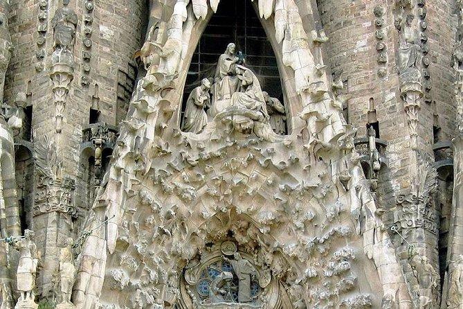 Barcelona en un día: Sagrada Familia, Parque Güell y el casco antiguo con recogida en el hotel, Barcelona, ESPAÑA