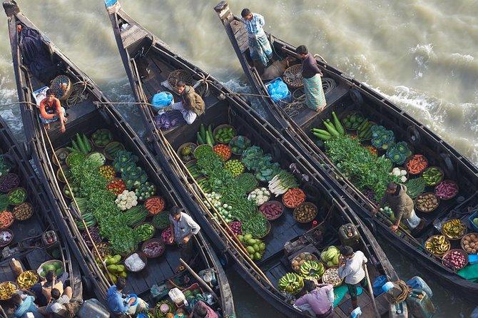 Sundarbans Excursion With Rocket Steamer, Dhaka, BANGLADES