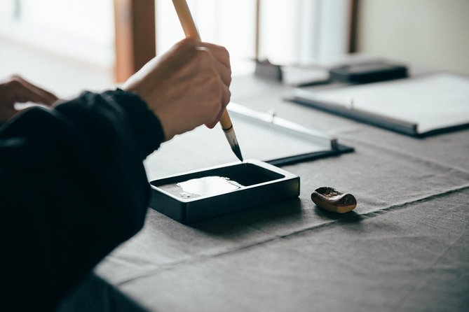 Experience Japanese calligraphy & tea ceremony at a traditional house in Nagoya, Nagoya, JAPON