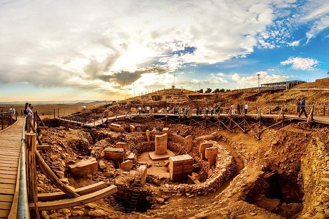 A fantastic journey to Gobekli Tepe ancient city that dates back to 9000 bC to 10500 bC is 6,000 years older than Stonehenge. Incredible architecture changes the entire known history of advanced civilizations. Gobekli Tepe This private tour will let you discover the region and the testimony of excavation that is currently running on the site.<br><br>Early morning pick up at your hotel and transfer to airport for flight 2 hours to Sanliurfa, formerly known as Edessa. Edessa was always known as one of the most important holy places in the world. The discovery of Gobekli Tepe is strong evidence that changed the entire known history of advanced civilizations. Upon arrival at the airport in Sanliurfa, you will meet your guide that will lead to Gobekli Tepe to visit the site.<br><br>After the tour and time, transfer to Gaziantep airport to take the flight back to Istanbul where one of our representatives will be waiting to transfer to the hotel in Istanbul