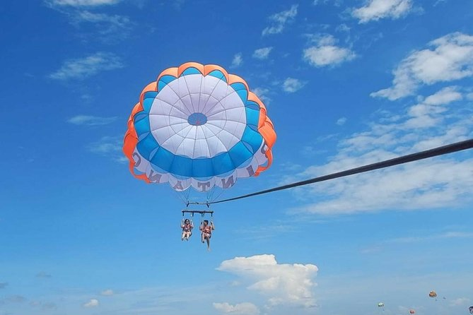 This is the best water sports activities that you could do and experience in Bali. You could choose only Parasailing or Banana Boat ride or Jet Skiing or you could do all of those only in one day. All safety equipment, instructor, insurance are included.